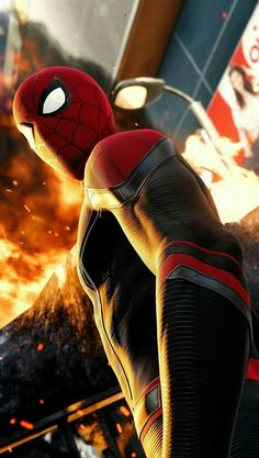 Spiderman Kunst, Spiderman Man, Amazing Spiderman, Marvel Comics Superheroes, Marvel Art, Marvel Movies, Deadpool Wallpaper, Avengers Wallpaper, Man Wallpaper