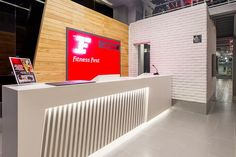 Fitness First gym by White Studio Architects New Delhi  India