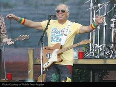 See Jimmy Buffett live, in concert.  Did this on 7/13/ 2013 and he was incredible in Virginia Beach Virginia . He is  amazing  and I am a total parrot head and forever fan now