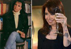 Cristina vs. Cristina: ¿qué opinaba del menemismo en los años noventa? | Revista Noticias | Adribosch's Blog
