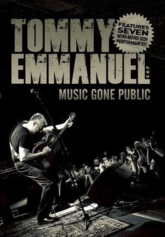 For Tommy Emmanuel's episode of PBS's Music Gone Public, it's not just a full performance: PBS has pulled together some of the best footage from previous Tommy specials like Centerstage, Live from the Balboa Theatre, and Live & Solo in Pensacola… along with never-before-seen performances, collaborations, interviews, and stories from Tommy himself.  Language: English Region Code: 1 Release Date: 10 Feb 2017 https://nemb.ly/p/BkLzlnTwl Happily published via Nembol
