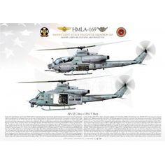 "HMLA-169 ""Vipers"" USMC JP-1732B"