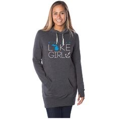 This Love Michigan Hoodie Features The Upper And Lower Peninsula In Pink Or Blue Options. Livnfresh, We Are Michigan.