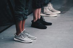 Kanye West Unveils Yeezy Season One for adidas Originals