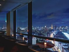 Top of Shinagawa & other great rooftop bars in Tokyo