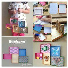 #TropiTip #Tip #Manualidades Decora la habitación de tu princesa con estas ideas fáciles y divertidas.