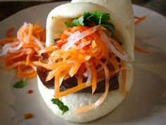 Pork Belly Buns from Pao Town in Coral Gables.