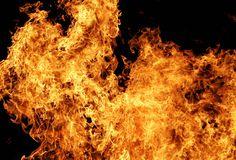фон, черный, Языки, пламени, пламя, огонь