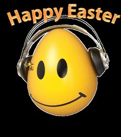 Smiley faces desktop backgrounds wallpaper wallpapers pinterest dancing easter egg with headphones seasonal imagesmiley facesglitter graphicseaster voltagebd Image collections