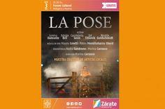 La Pose en Zárate, Muestra Cosmicolectiva de artistas locales