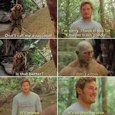 Favorite scene from guardian of the galaxy vol. 2 Favorite scene from guardian of the galaxy vol. Marvel Funny, Marvel Memes, Marvel Dc Comics, Marvel Avengers, Marvel Quotes, Loki Quotes, Gardians Of The Galaxy, Guardians Of The Galaxy Vol 2, Groot Guardians