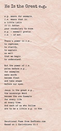 1 Corinthians 11:1  #JesusCharacter #Christlikeness