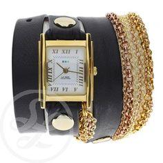 - http://www.stylediscount.nl/selectedlabels/ - Bestel dit La Mer horloge snel met korting!