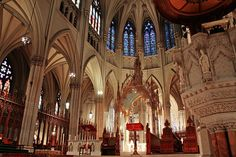 St. Patrick's Cathedral by eviltomthai, via Flickr