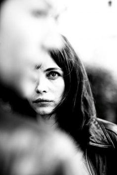 Emmanuelle Béart par Marcel Hartmann Film ça commence par la fin