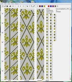 Жгуты из бисера схемы's photos – 5,943 photos   VK