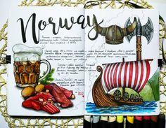 Норвегия...не могла обойтись без темы викингов  люблю читать книги про них и смотреть фильмы/сериалы. Уж простите, как есть, хотелось много всего нарисовать...заболела и сил нет рисовать #sketchmarkersclub #скетчбук #скетчинг #leuchtturm1917 #markers #art_markers  #sketch #sketchbook #art #sketching #скетчмарафон_скетчмаркер #норвегия #дракар