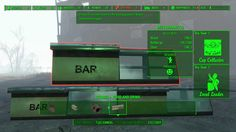 Some of my store textures seems to be bugged anyone know what's causing the problems? #Fallout4 #gaming #Fallout #Bethesda #games #PS4share #PS4 #FO4