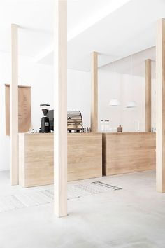 1OR2 Café by Norm Architects in collaboration with April and May.