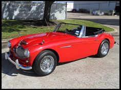 1963 Austin-Healey BJ7 3000 MkII Convertible 2912 CC, 4-Speed at Mecum Auctions