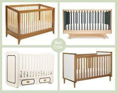 Best Baby Cribs for Any Budget: From Cheap to Moderate to Splurge — Apartment Therapy Buying Guide (Apartment Therapy Main) Baby Cribs For Twins, Twin Cribs, Best Baby Cribs, Best Crib, New Baby Boys, Apartment Therapy, Crib Spring, Girls Apartment, Modern Crib
