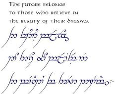"Lord Of The Rings Elvish Quotes Quotesgram By Quotesgram With Tolkien Sayings And Phrases Elvish Writing Words With Friends Elvish Tattoo Quotes Lord Of The Rings Tolkien Tattoo Elvish Quotes … Read More ""Lord Of The Rings Elvish Quotes"" Elbisches Tattoo, Mutterschaft Tattoos, Elvish Tattoo, Tattoo Style, Tattoo Script, Cool Tattoos, Tatoos, Tattoo Quotes, Hobbit Tattoo"