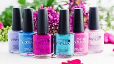 CND Garden Muse 2015 – Swatches and live application