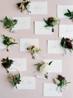 romantic boutonnière inspiration | Photography: Erich McVey Read More: https://www.stylemepretty.com/2018/06/01/you-just-cant-beat-a-classic-celebration/