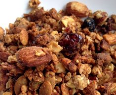 Recipe Nutty Crunchy Museli by Karen Scott - Consultant - Recipe of category Baking - sweet