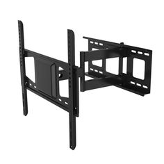 Full Motion Swivel Tilt and Rotate TV Wall Mount Fits for Most of 32 in. - 50 in. LCD LED TV, Black