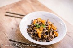 This flavorful Paleo Orange Beef Stir Fry recipe is from Louise Hendon and is in the second edition of her cookbook, The Essential Paleo Cookbook.