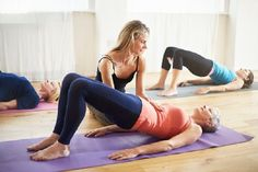 Pilates exercises can help decrease back pain. Learn these beginner exercises that promote core stability, and stretch and strengthen the back.: How to Do Pilates Exercises for Back Pain