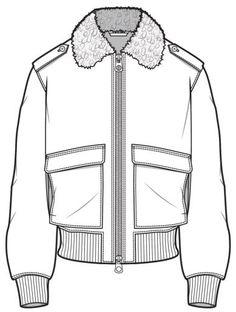 14f807da5de07393d619112fd0f01858.jpg (389×515) Jacket Drawing, Fashion Design Template, Fashion Templates, Fashion Vocabulary, Fashion Words, Fashion Design Drawings, Fashion Sketches, Fashion Figures, Fashion Portfolio