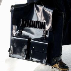 Transformable Bag - designer Blair Moore #Graduates