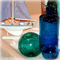 Sally Lee by the Sea: {Coastal Christmas - Day 4} Creating a Beach Christmas Tree