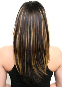 clip-in hair extentions in many colors.   Everyday can be a new me.