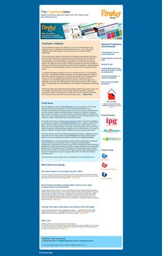 Firsty Group Newsletter June 2014