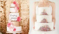 Os 40 bolos de casamento mais lindos do mundo!!! http://www.blogdocasamento.com.br/os-40-bolos-de-casamento-mais-lindos-do-mundo/