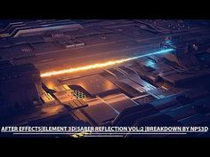 AFTER EFFECTS|ELEMENT 3D|SABER REFLECTION VOL:2 |BREAKDOWN BY NPS3D|YOUTUBE| - YouTube