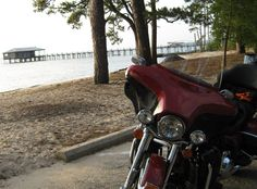 Sweet home Alabama on a Harley