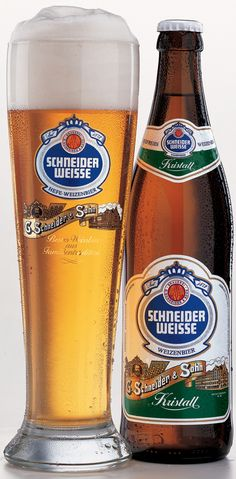 Schneider Weisse - but I only drink hefe.