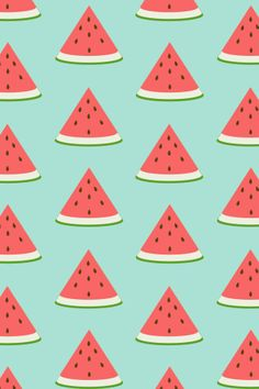 Watermelon Pattern ★ Find more epic #iPhone + #Android #Wallpapers and…