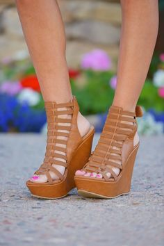 Use discount code repbrandi for 10% off plus free shipping! Like my facebook page, Brandi-Closet Candy Boutique Rep, for more great deals! #cuteshoes #wedges