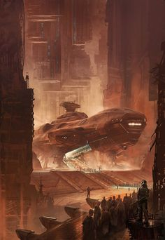 Terms of Enlistments, Marc Simonetti