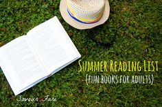 Summer Reading List by Savour Fare, via Flickr