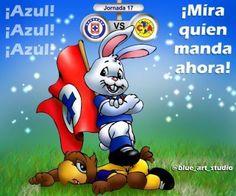 Cruz Azul | ... 17 - CF America Mexico vs. CD Cruz Azul Mexico - Fotos de Cruz Azul