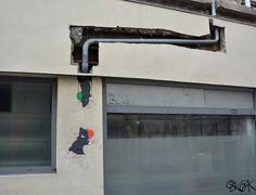 街上偶遇,Oakoak 筆下的幽默角色們 » ㄇㄞˋ點子靈感創意誌
