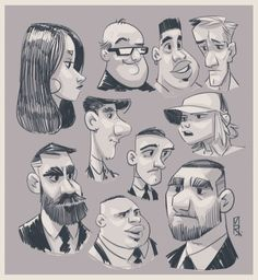 ArtStation - Studies of people, Meybis Ruiz Cruz Pen Sketch, Sketches, Watch Drawing, Graffiti, Drawing Reference Poses, Inspirational Artwork, Beautiful Drawings, Cartoon Characters, Cool Art