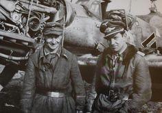 Messerschmitt Bf 109 G-6 , Hptm. Gerhard Barkhorn, Gruppenkommandeur II./JG 52, Bagerowo, February 1944.