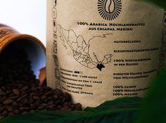"""Kaffee Dschungelgold """"Capeltic"""""""